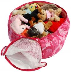Spacy bag [moro róż]