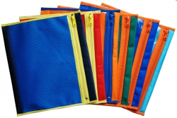 Kolorowe Kieszonki - zestaw 3 sztuk