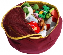 Spacy bag [malinowa]